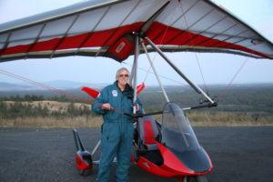 first flight N4272A 364